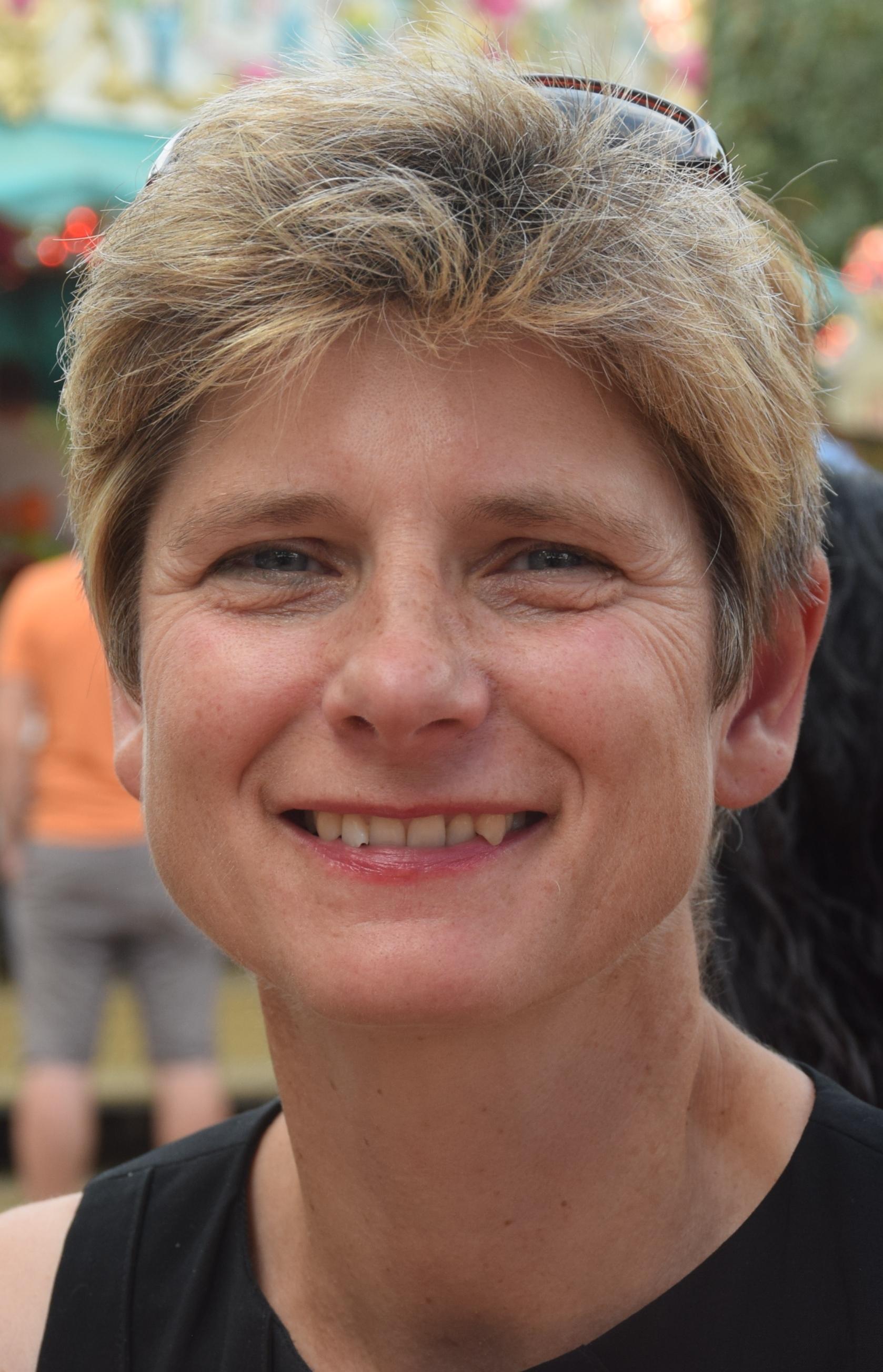 Ingeborg Groebel, Landeshauptstadt Wiesbaden