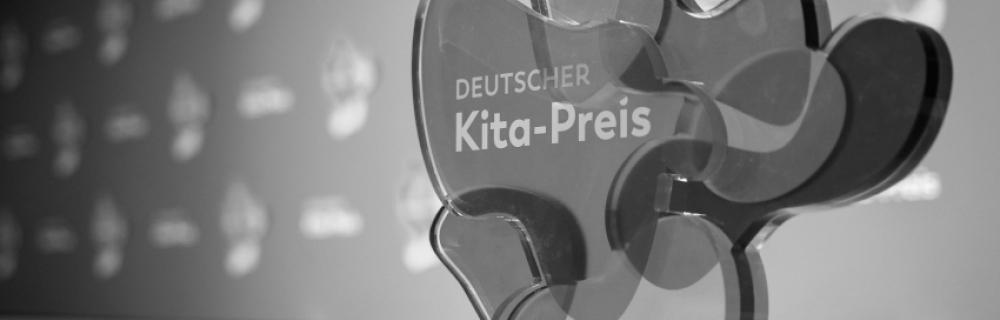 Trophäe Deutscher Kitapreis