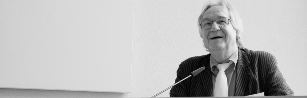 Dr. Manfred Beck, Stadtdirektor von Gelsenkirchen