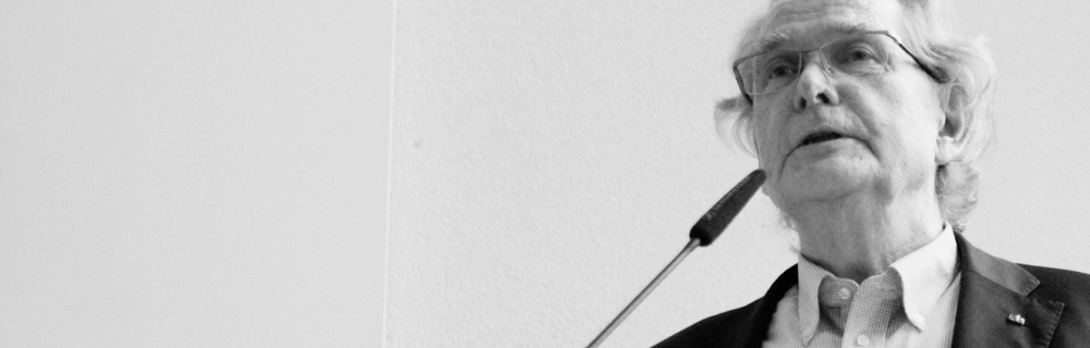 Migrationsforscher Prof. Dr. Klaus J. Bade