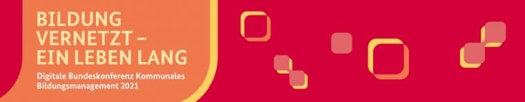 Screenshot Bundeskonferenz Bildungsmanagement 2021