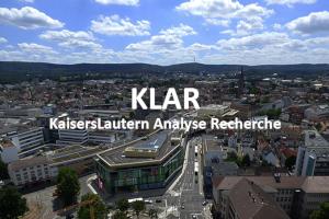 Luftaufnahme Kaiserslautern